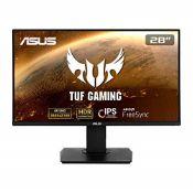 RRP £359.00 ASUS TUF Gaming VG289Q, 28 Inch4K (3840x2160) Gaming monitor, IPS, 90% DCI-P3, DP, HDM