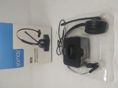 YAMAY Bluetooth Headset,Wireless Bluetooth Headphones,PC Headset with Microphone,Noise