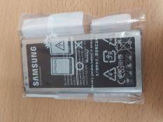 GENUINE Samsung Eo-Eg900BB Headset In Black for Galaxy Note 4 N910F Sm-In-Ear headphon