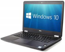 """RRP £516.00 Dell Latitude E5470 14"""" Laptop - Intel Core i5-6200U 16GB DDR4 256GB SSD HDMI WebCam W"""