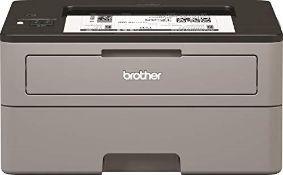 RRP £119.00 Brother HL-L2350DW Mono Laser Printer - Single Function, Wireless/USB 2.0, 2 Sided Pri