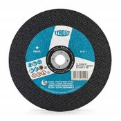 RRP £57.00 TYROLIT 223002 - 2 in 1 cutting disc for steel and stainless steel - 25 x angle grinde