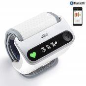 RRP £53.00 Braun iCheck 7 Wrist Blood Pressure Monitorfor Smart and Fast Measurement