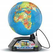 RRP £91.00 VTech Genius XL Interactive Video Globe