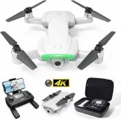 RRP £118.00 Holy Stone HS510 GPS Drone with 4K UHD Camera 5G FPV Live Video for Adults and Beginne