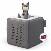 RRP £56.00 tonies Toniebox Starter Set incl 1 Creative Character, Audio and Music Player Speaker