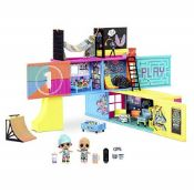 LOL Surprise Clubhouse - Doll Play House With 40+ Surprises - 2 Exclusive Dolls, 7 Han