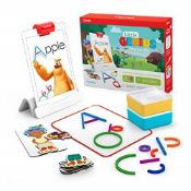 Osmo 901-00015 Little Genius Starter Kit 4 Hands-On Learning Games-Preschool Ages-Prob
