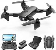 RRP £94.00 4DRC 4DF6 GPS Drone with 4K HD Camera for Adultsÿ5Ghz FPV Live Video camera RC Quadc