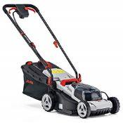 RRP £149.00 AL-KO 34.8 Li Easy Flex Cordless Lawnmower