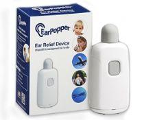 RRP £81.00 EarPopper Home Version - Ear Pressure Relief Device