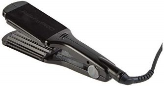RRP £82.00 BaByliss 60 mm Pro BAB2512EPCE Titanium Waver, Q-1413