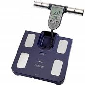 RRP £68.00 OMRON BF511 Clinically Validated Full Body Composition Monitor with 8 high-precision s