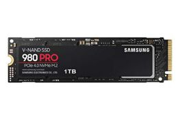 RRP £180.00 Samsung 980 PRO 1 TB PCIe 4.0 M.2