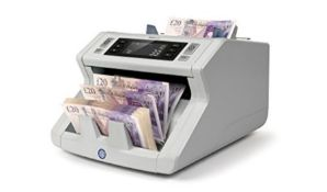 RRP £280.00 Safescan 2250 - Banknote counter for sorted
