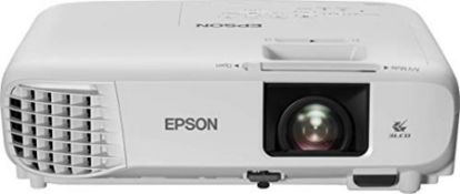 RRP £469.00 Epson EH-TW740 3LCD, Full HD 1080p, 3300 Lumens, 386 Inch Display, Up to 18 years Lamp