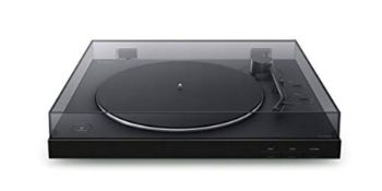 RRP £194.00 Sony PS-LX310BT Bluetooth Turntable with bui