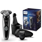 RRP £208.00 Philips Series 9000 Wet and Dry Men's Electr