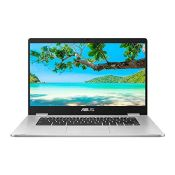 RRP £337.00 ASUS 15.6 inches C523NA Full HD Touchscreen Chromebook