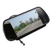 7'' Digital TFT LCD Color HD Car Rear View Mirror