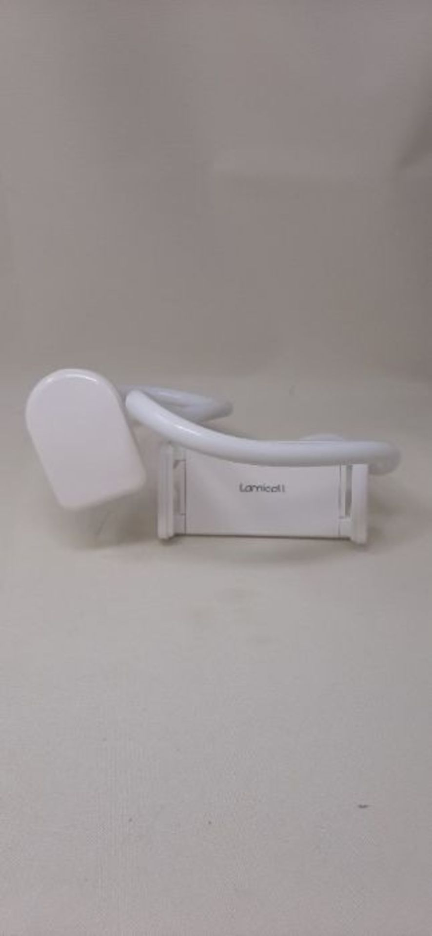 Lamicall Gooseneck Tablet Holder, Flexible Tablet Stand - 360 Adjustable Lazy Arm Hold - Image 2 of 2