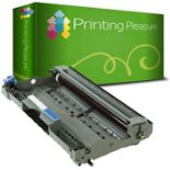 Printing Pleasure DR2000 DR2005 Black Drum Unit compatible with Brother HL-2030 2032 2
