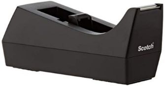 Scotch Magic Tape Dispenser - 1 C38 Scotch Weighted Dispenser Holding Tape up to 19 mm