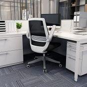 RRP £70.00 SIHOO Ergonomic Office Desk Chair, Swivel Computer Chair Height Adjustable Mesh Back E