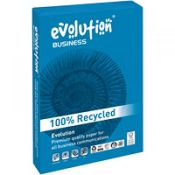 Evolution A4 120gsm Business Paper - White (Pack of 250)