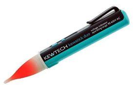Kewtech KEWSTICKDUO Voltage Tester Pen Volt Stick with Dual Sensitivity CAT IV Rated