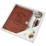 Harry Potter Secret Diary   Harry Potter Stationery with Lockable Journal Notebook a