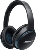 RRP £170.00 Bose SoundLink Around-Ear Wireless Headphones II - Black