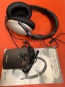 "RRP £200.00 Bose QuietComfort® Acoustic Noise Cancelling""! headphones"