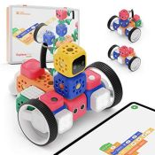 RRP £449.00 Robo Wunderkind Robots for Kids Age 5 and Up - Award-winning STEM Toy for Learning Cod