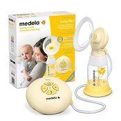 RRP £71.00 Medela Swing Flex Electric Breast Pump, Portable Single Silicone Pump