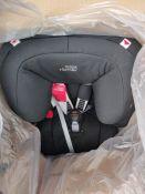 RRP £90.00 Britax Römer car seat 9-36 kg, EVOLVA 123 group 1/2/3, Cosmos Black
