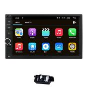 RRP £130.00 Universal Double Din Car Stereo Bluetooth Handsfree Android 10 Head Unit 2+32GB Wifi S