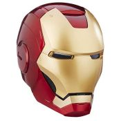 RRP £90.00 Marvel Legends Iron Man Electronic Helmet