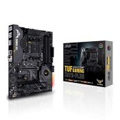 RRP £181.00 ASUS TUF Gaming X570-Plus ATX Motherboard, AMD Socket AM4, Ryzen 3000, 12+2 Dr. MOS, P