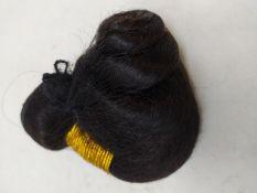 RRP £114.00 Huarisi Loose Wave Hair Brazilian Bundles with Frontal Closure Wavy Human Hair Extensi