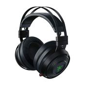 RRP £132.00 [INCOMPLETE] Razer Nari Ultimate: Gaming Headset with THX Spatial Audio, Cooling Gel-I