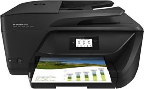RRP £121.00 HP OfficeJet 6950 All in One Wireless Inkjet Printer with Fax with Free 2 Month Instan