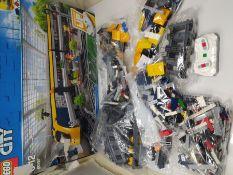 RRP £119.00 LEGO 60197 City Trains Passenger Train Set, Battery Powered Engine, RC Bluetooth Conne
