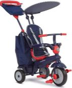RRP £85.00 smarTrike Shine Baby Tricycle for 1 Year Old, Navy Blue