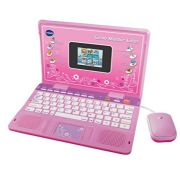 RRP £62.00 VTech 80-133867 Genio Master Color Bilingual Laptop for Kids, Color Screen, Teach Voca