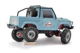 RRP £70.00 FTX FTX5507LB Outback Mini 2.0 Ranger 1:24 RC Crawler, Light Blue