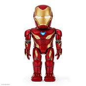 RRP £193.00 UBTECH Robotics Marvel Avengers: Endgame Iron Man Mk50 Robot