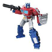 Transformers Toys Generations War for Cybertron: Kingdom Leader WFC-K11 Optimus Prime