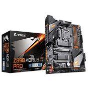 RRP £119.00 Aorus Z390 AORUS PRO (Socket 1151/Z390 Express/DDR4/S-ATA 600/ATX), Black