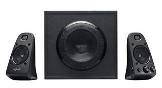 RRP £129.00 Logitech Z623 THX 2.1 Speaker System with Subwoofer, THX Certified Audio, 400 Watts Pe